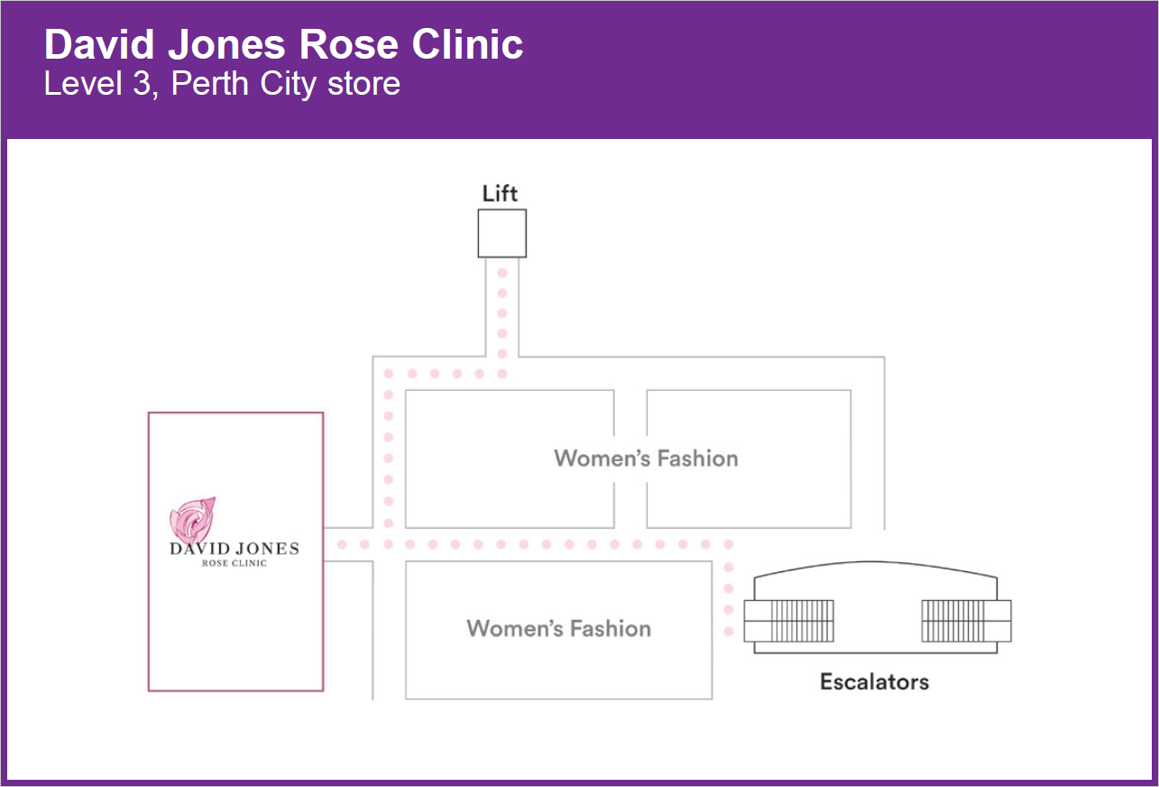 Perth - David Jones Rose Clinic