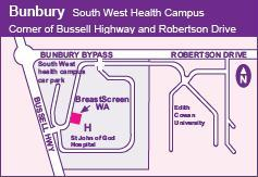 Bunbury Screening and Assessment Centre